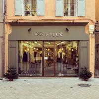 Réalisation d'une façade de magasin à Aix en Provence